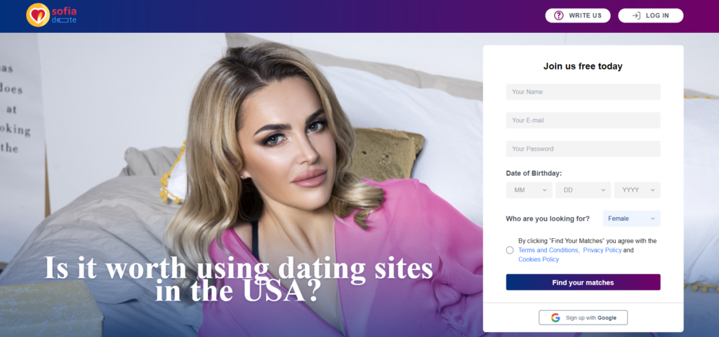 top dating sites in us